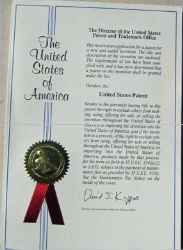 Official Patent Document