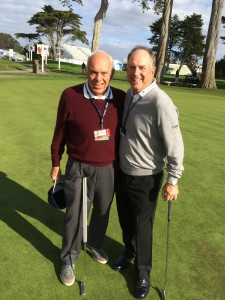 Jay Haas and Lanny 2013